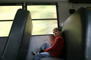 Kid-on-Bus